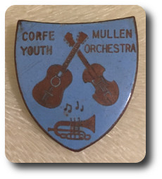 Corfe Mullen Youth Orchestra Badge